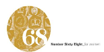 Number Sixty Eight logo