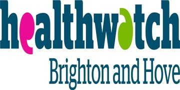 Healthwatch Brighton and Hove logo