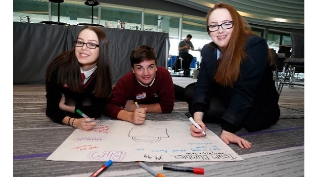 Brighton students reconnect at catch up and inspire conference