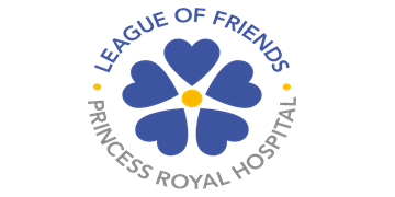 PRH League of Friends logo