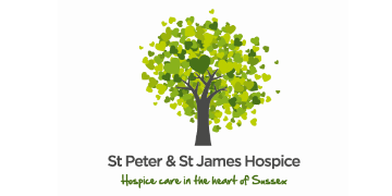 St Peter & St James Hospice logo