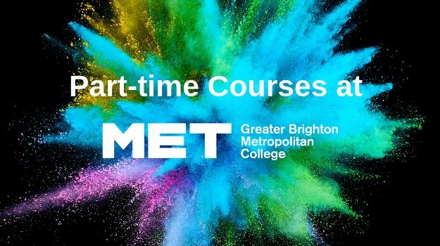 Part-time courses at Greater Brighton MET