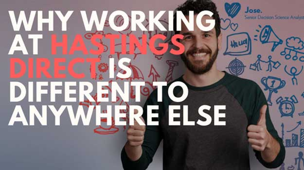 Why working at Hastings Direct is different to anywhere else