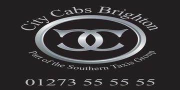 City Cabs Brighton & Hove logo
