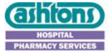 Ashtons Hospital Pharmacy Services Limited  logo