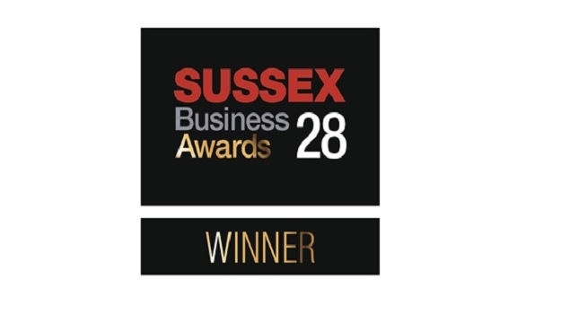WINNERS at the Sussex Business Awards 2016