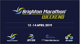 The benefits of volunteering at Brighton Marathon Weekend 2019