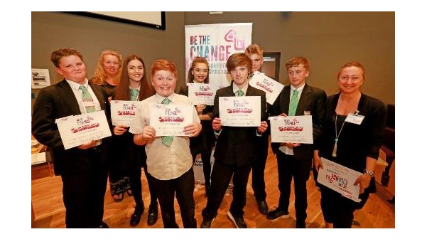 Brighton School Students Celebrate Success at Awards Ceremony