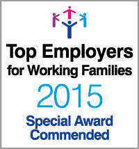 AMEX Top Employers for Working Families 2015