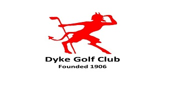 Dyke Golf Club logo