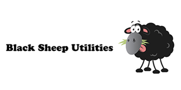 Black Sheep Utilities logo