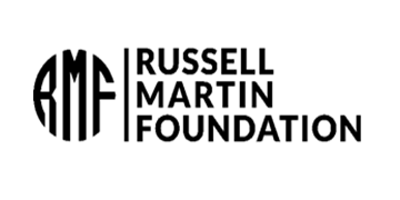 Russell Martin Foundation logo