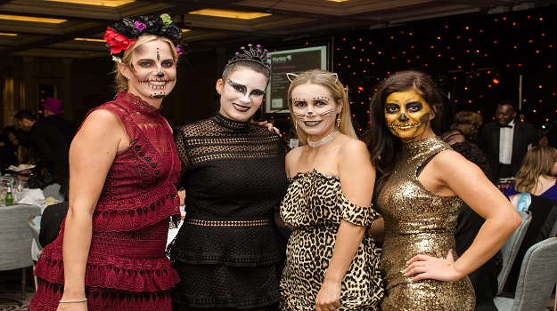 Stylishly Spookly Halloween Ball Raises £29,000 for Martlets