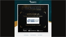 Vote for us!!! The virtual Business Awards Sussex