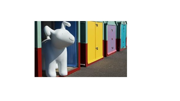 Last chance to buy a Snowdog at Martlets Ball