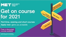 Part-time, evening and short courses