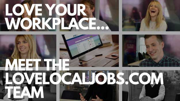 Love Your Workplace...Meet the LoveLocalJobs.com Team!