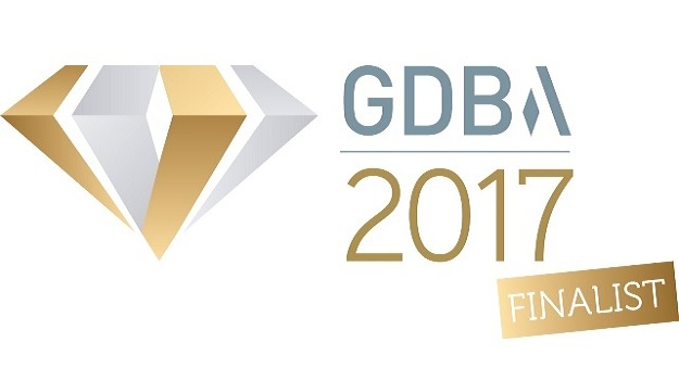 FINALIST at the Gatwick Diamond Business Awards 2017