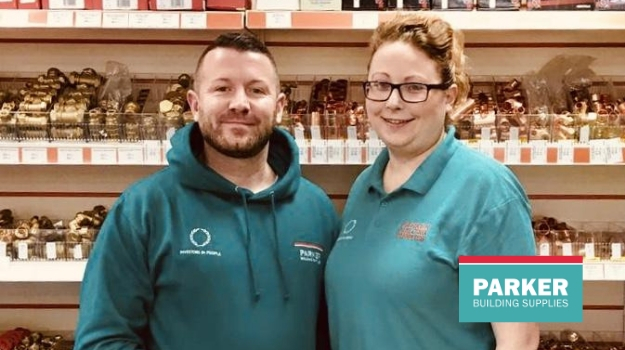 Meet Parker Building Supplies' first female branch manager!