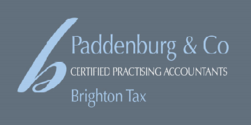 Paddenburg & Co - Certified Practising Accountants logo