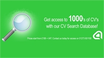 CV Search is here!