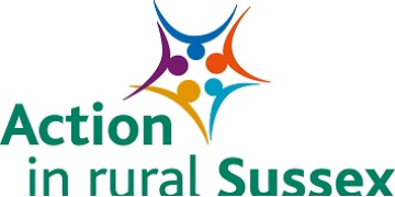 Action in rural Sussex logo
