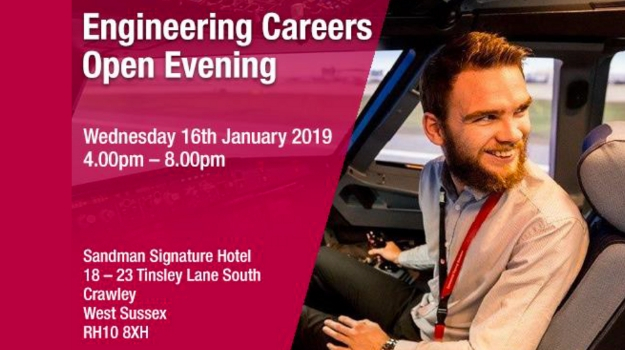 Engineering Careers Open Evening with L3 Commercial Training Solutions