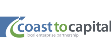 Coast to Capital Local Enterprise Partnership logo