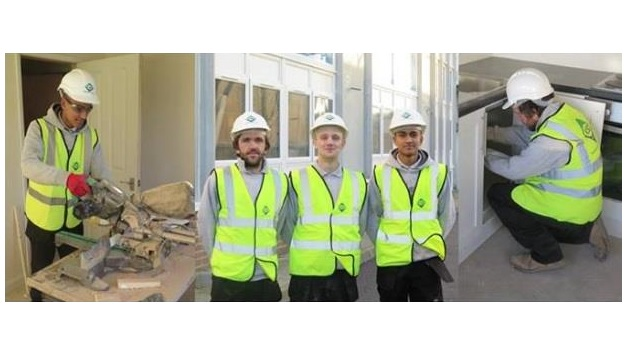 Aldridge KSD Construction Academy