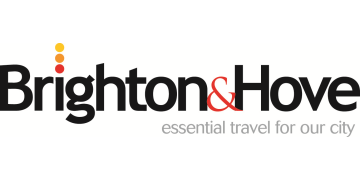 Brighton & Hove Bus and Coach Company logo