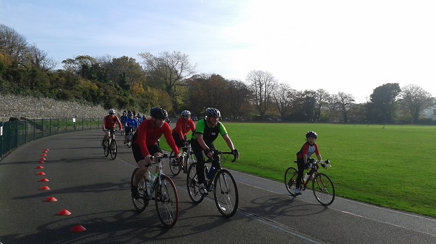 Pedal in Preston Park for Charity - Martlets Hospice
