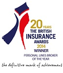 Hastings Direct British Insurance Awards 2014