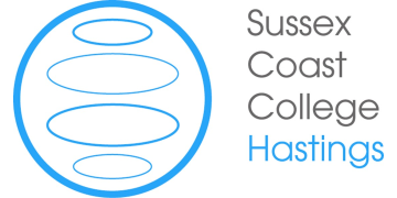 Sussex Coast College Hastings HR Dept logo