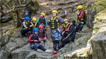 The LoveLocalJobs Foundation and The Straumann Group send 16 Students to take on Snowdonia as part of inspirational project to raise career aspirations