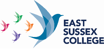 East Sussex College logo