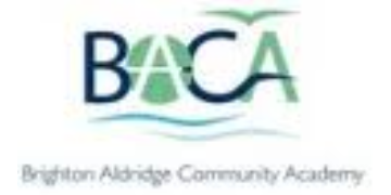 Brighton Aldridge Community Academy logo