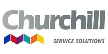 Churchill Services logo